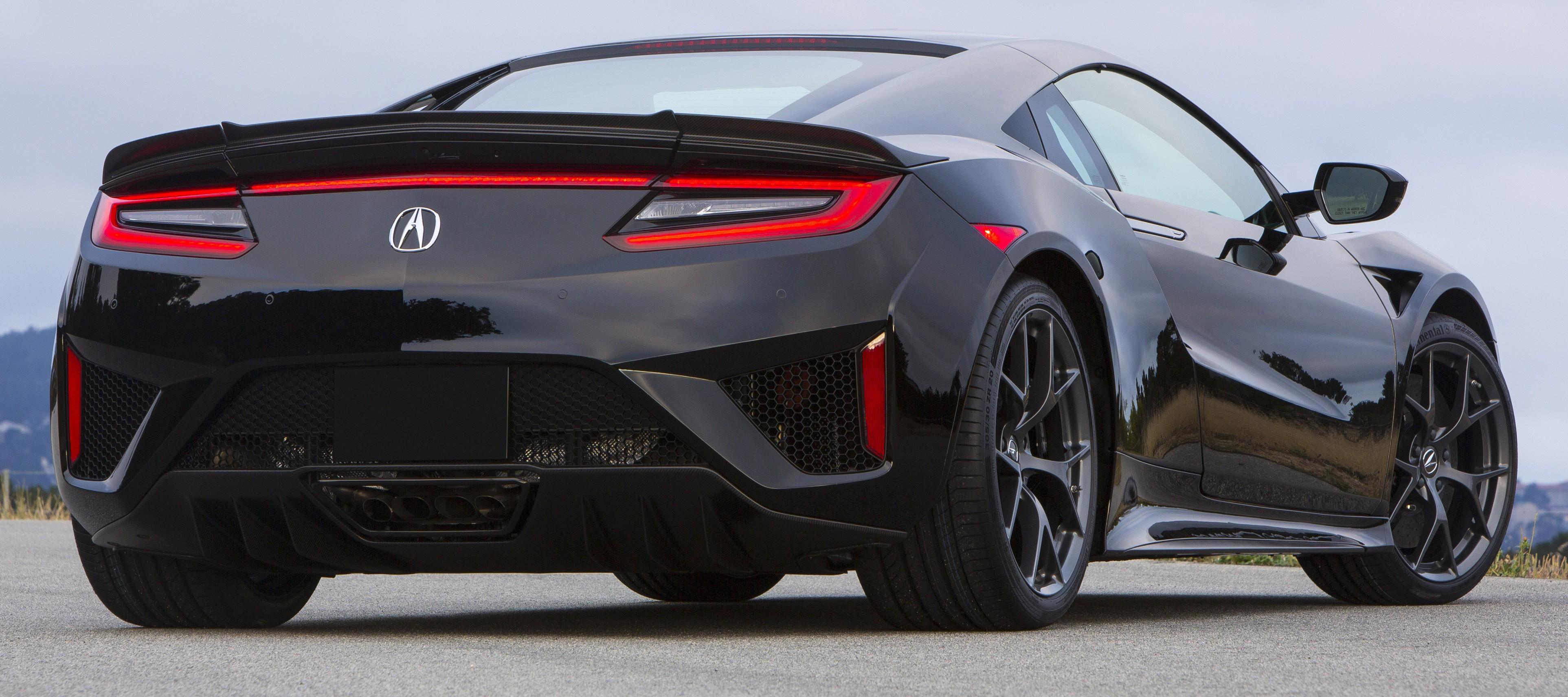 2017 Honda NSX – full technical rundown on Honda's AWD ...