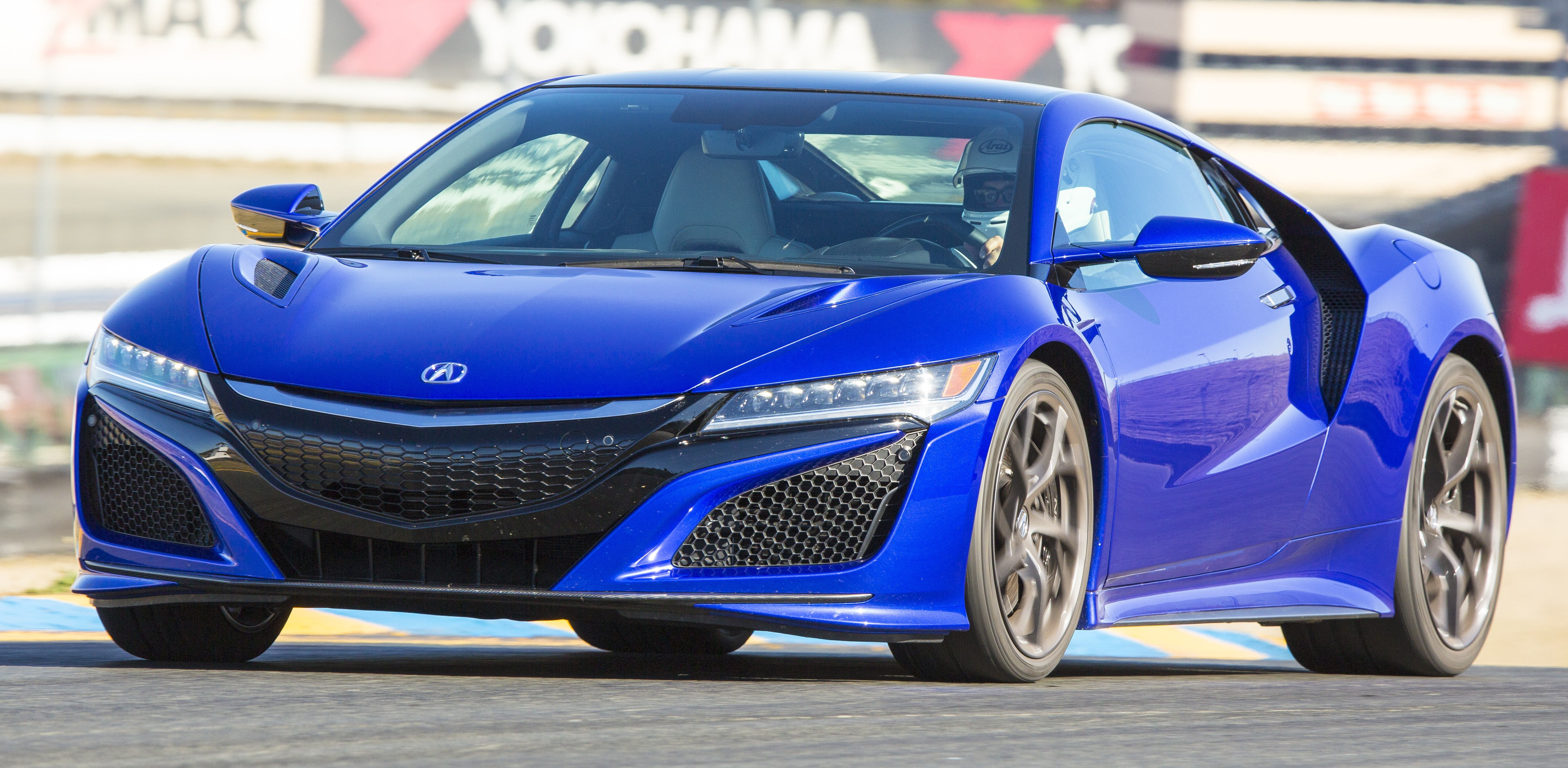 Honda NSX Type R, cabriolet, all-electric variants possible