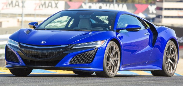 acura nsx pricing for us revealed from usd 156k more expensive than audi r8 bmw i8 911 turbo. Black Bedroom Furniture Sets. Home Design Ideas