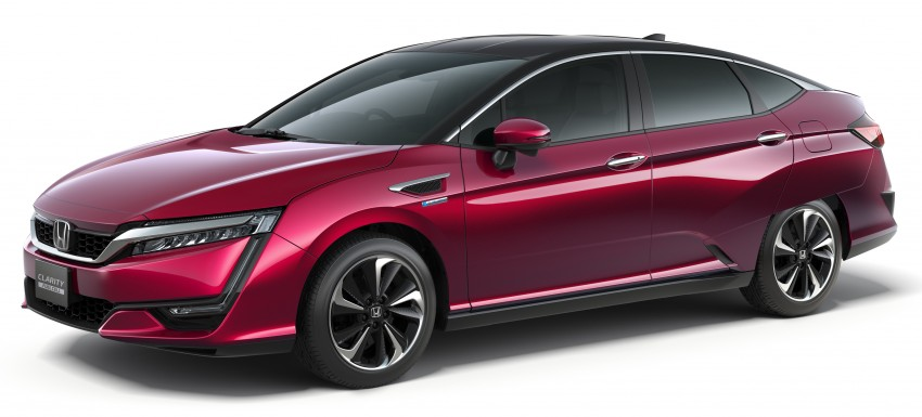 Tokyo 2015: Honda Clarity Fuel Cell makes its debut Image #399015