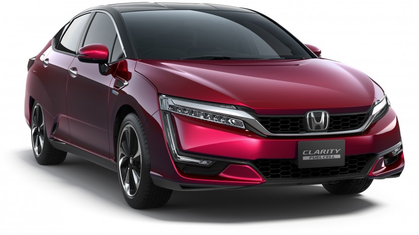 Tokyo 2015: Honda Clarity Fuel Cell makes its debut Image #399016
