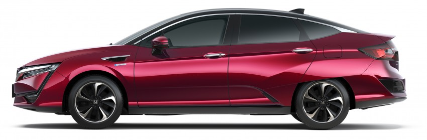 Tokyo 2015: Honda Clarity Fuel Cell makes its debut Image #399018