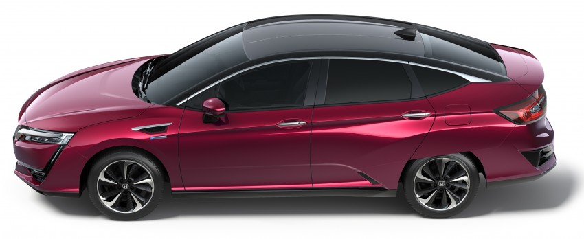 Tokyo 2015: Honda Clarity Fuel Cell makes its debut Image #399019
