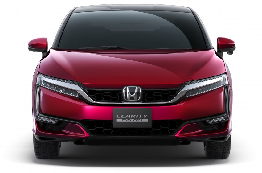Tokyo 2015: Honda Clarity Fuel Cell makes its debut Image #399020