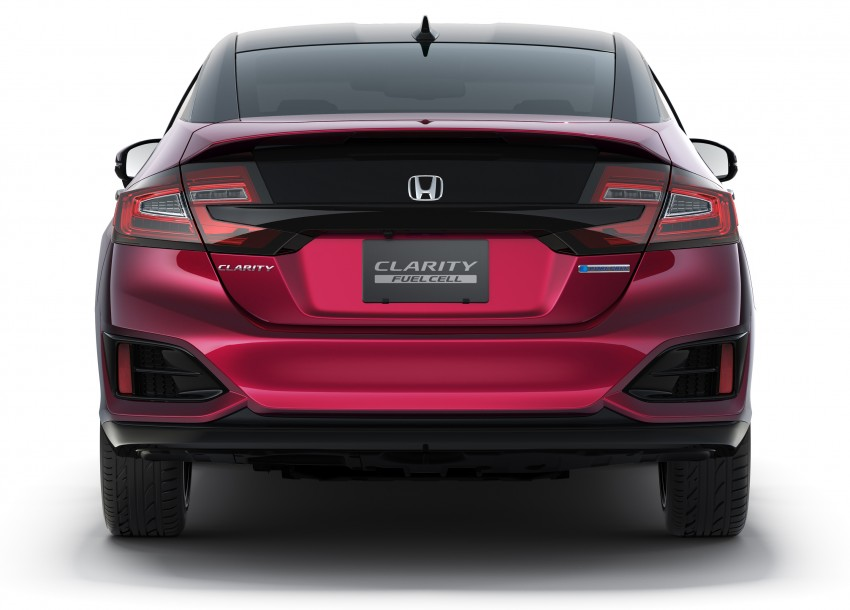 Tokyo 2015: Honda Clarity Fuel Cell makes its debut Image #399021