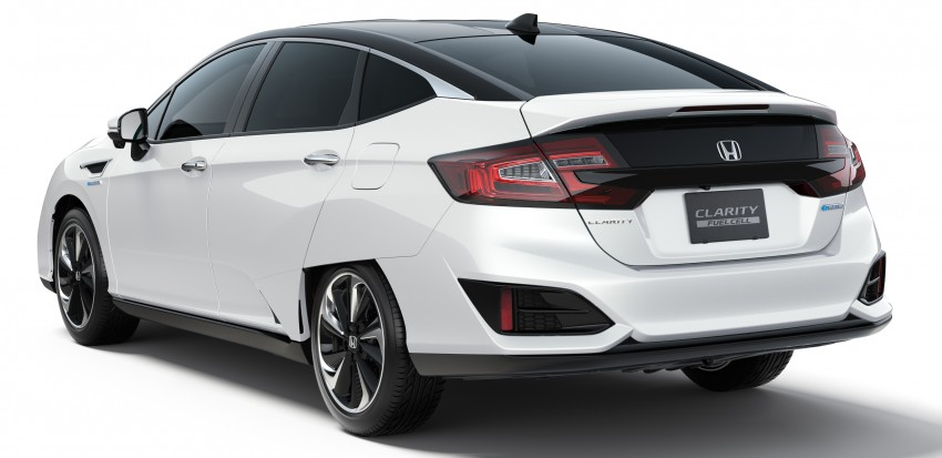 Tokyo 2015: Honda Clarity Fuel Cell makes its debut Image #399023