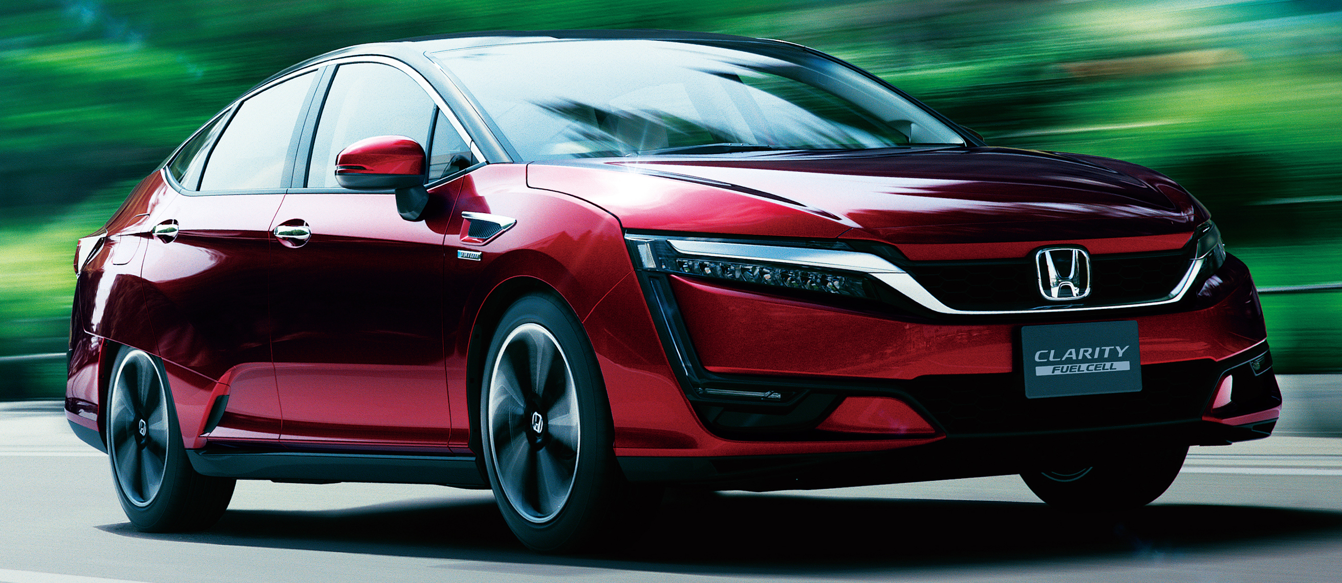 Tokyo 2015: Honda Clarity Fuel Cell makes its debut Image #399041
