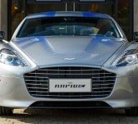 Aston Martin RapidE EV-03