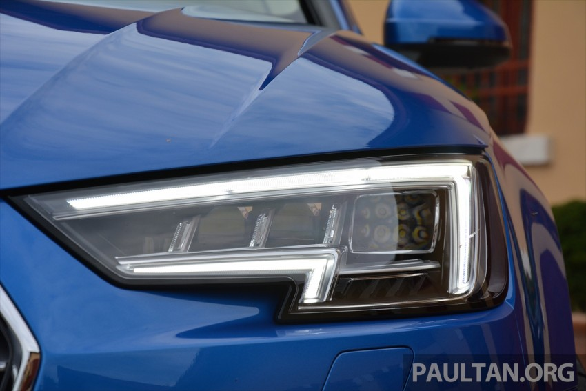 DRIVEN: B9 Audi A4 – handsome suit, inner beauty Image #386269