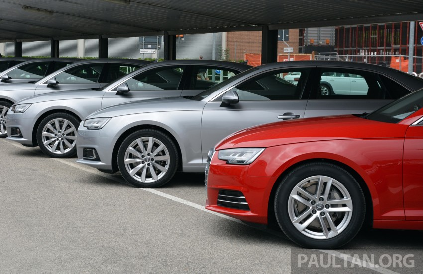 DRIVEN: B9 Audi A4 – handsome suit, inner beauty Image #386251