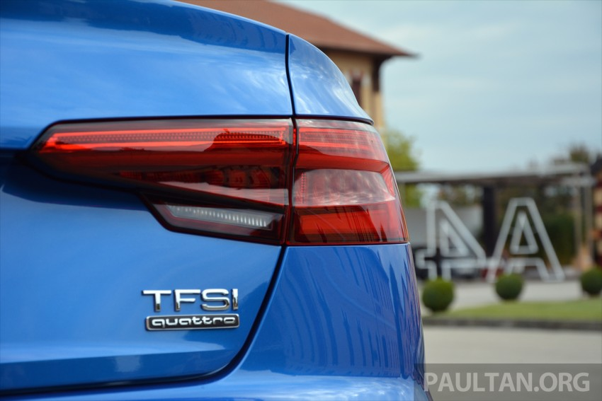 DRIVEN: B9 Audi A4 – handsome suit, inner beauty Image #386277