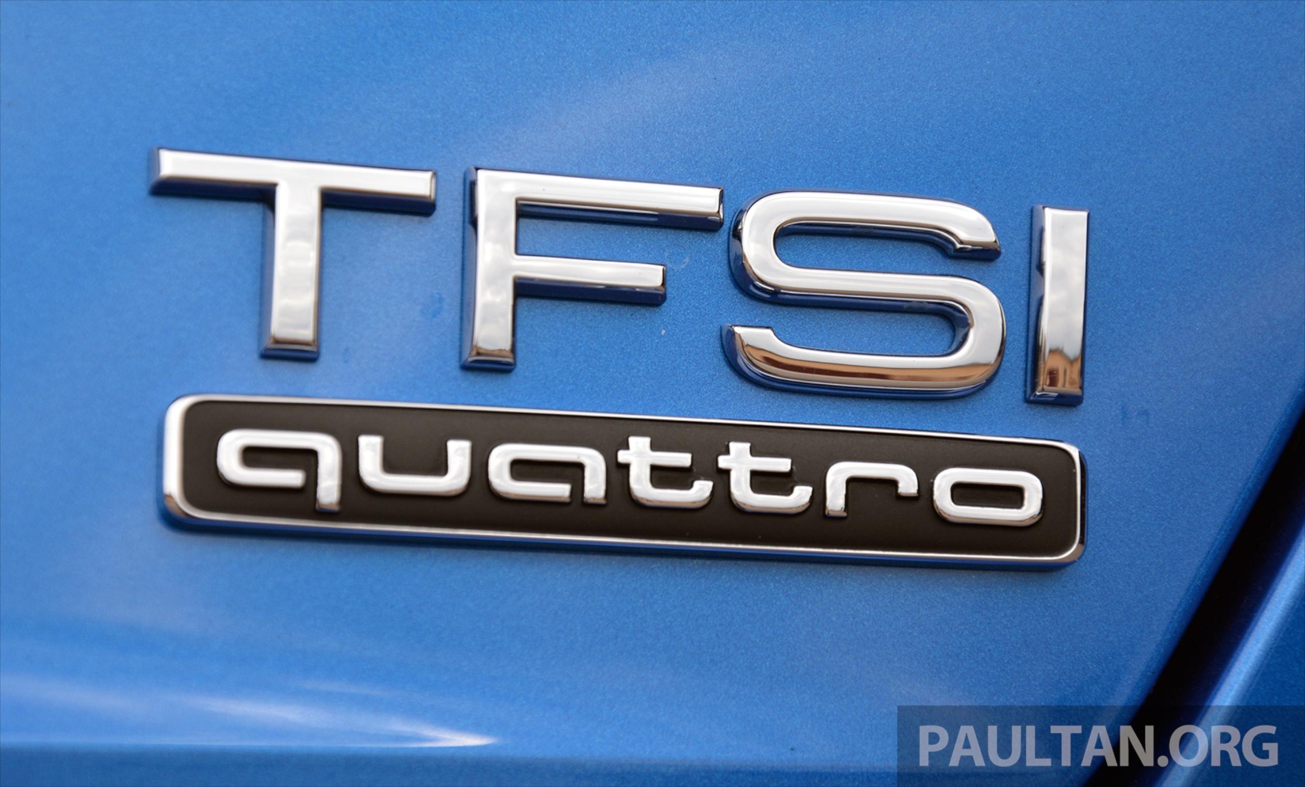Driven B9 Audi A4 Handsome Suit Inner Beauty Paul Tan