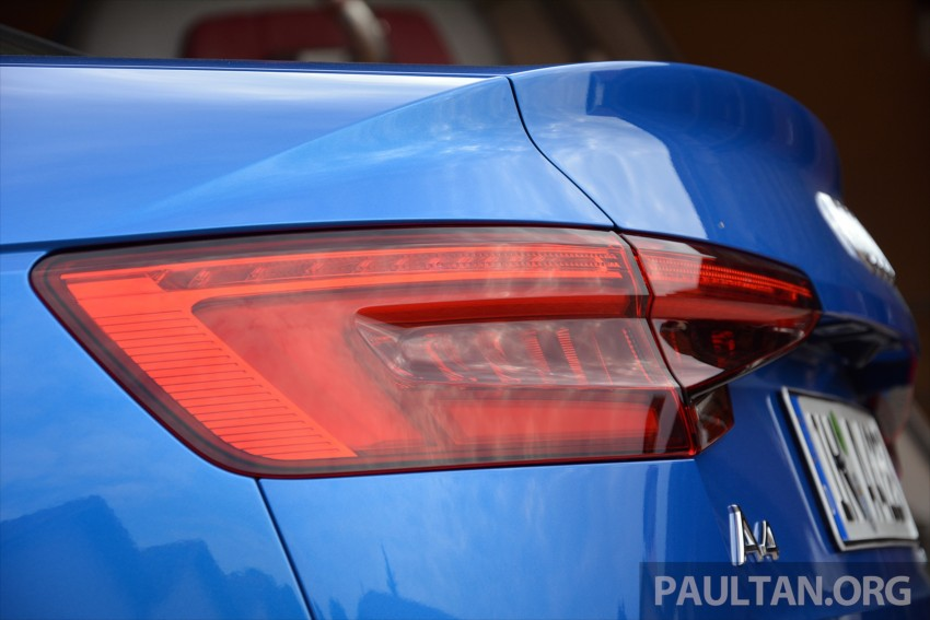 DRIVEN: B9 Audi A4 – handsome suit, inner beauty Image #386283