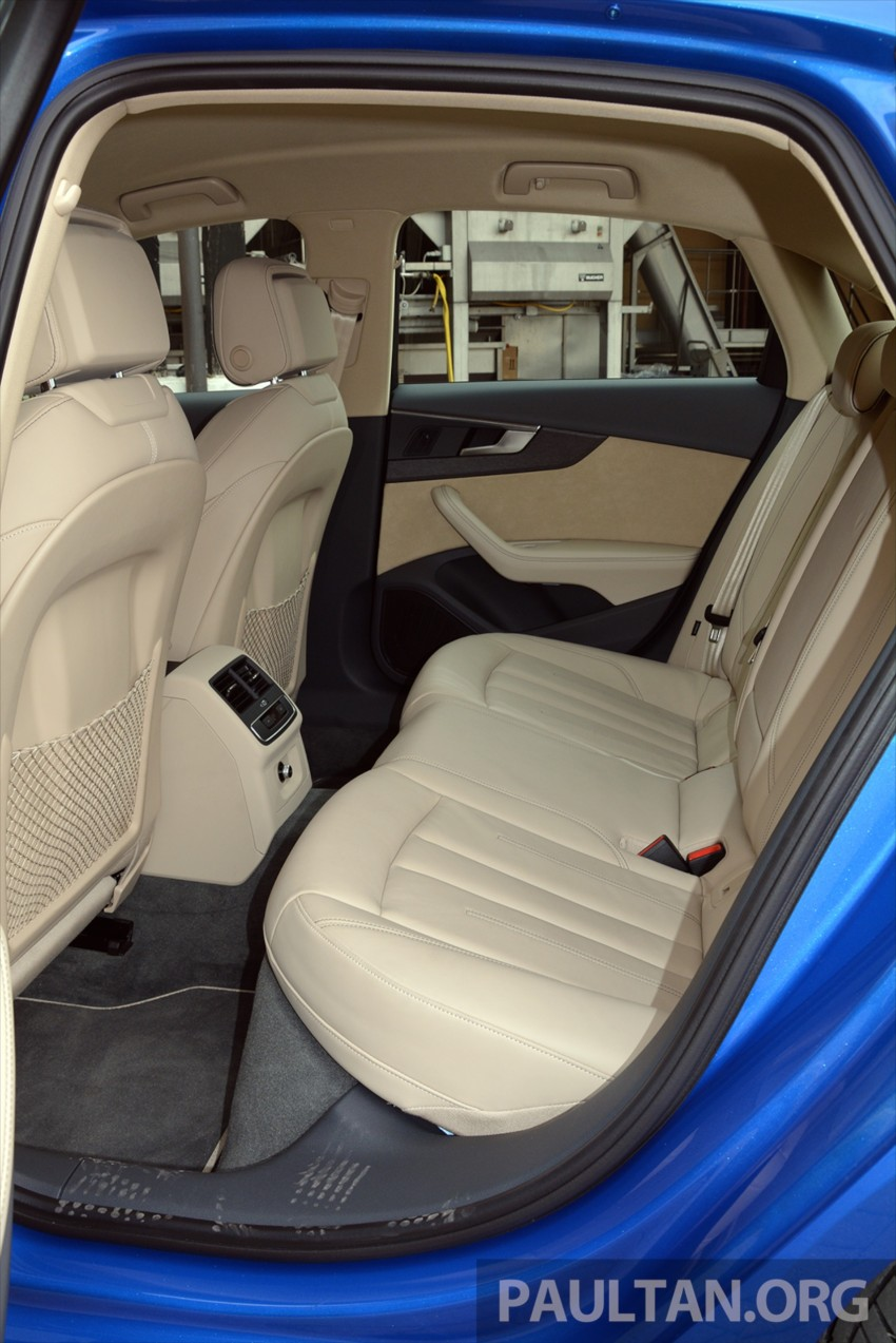DRIVEN: B9 Audi A4 – handsome suit, inner beauty Image #386287