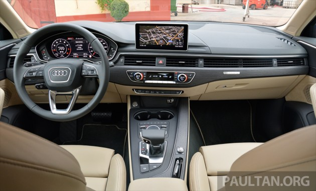Driven B9 Audi A4 Handsome Suit Inner Beauty