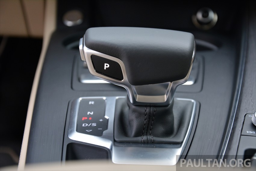 DRIVEN: B9 Audi A4 – handsome suit, inner beauty Image #386294
