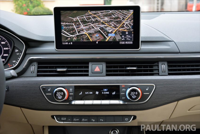 DRIVEN: B9 Audi A4 – handsome suit, inner beauty Image #386296