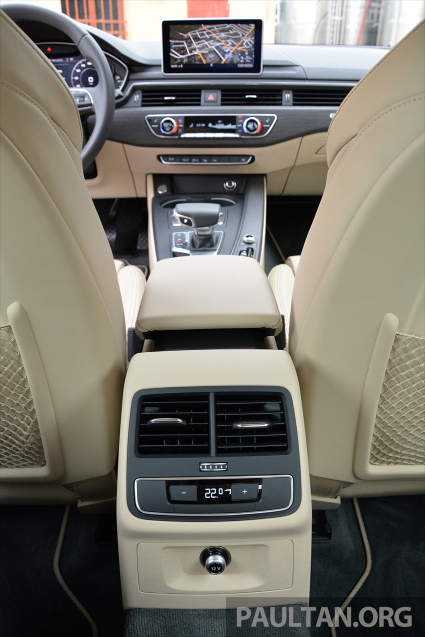 DRIVEN: B9 Audi A4 – handsome suit, inner beauty Image #386301