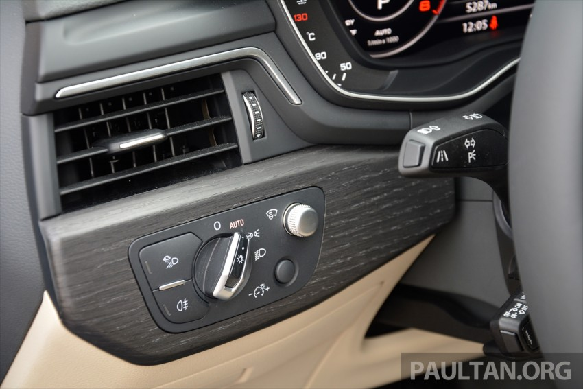 DRIVEN: B9 Audi A4 – handsome suit, inner beauty Image #386305