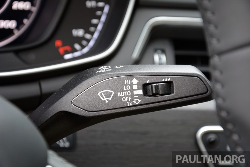 DRIVEN: B9 Audi A4 – handsome suit, inner beauty Image #386323