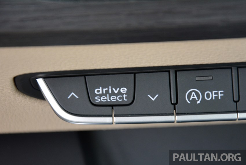 DRIVEN: B9 Audi A4 – handsome suit, inner beauty Image #386324