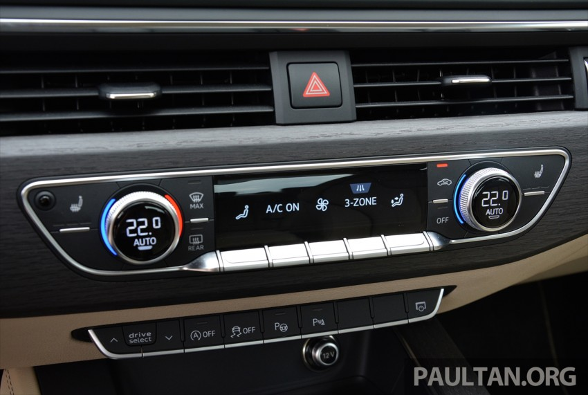 DRIVEN: B9 Audi A4 – handsome suit, inner beauty Image #386331