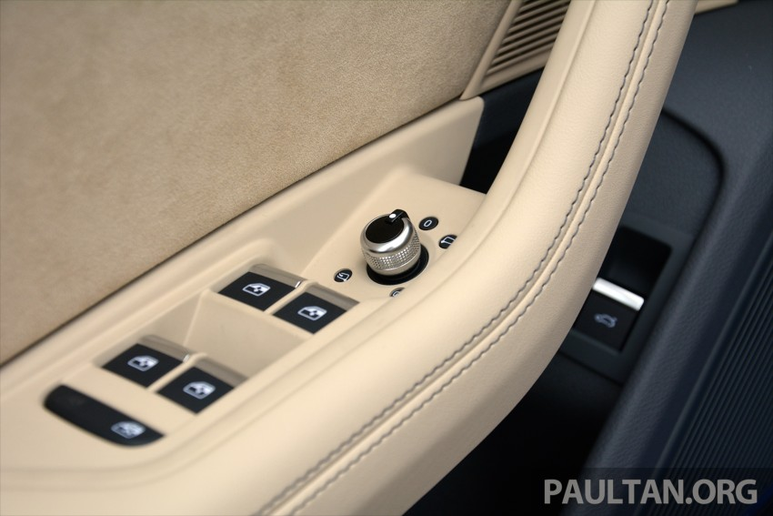 DRIVEN: B9 Audi A4 – handsome suit, inner beauty Image #386333