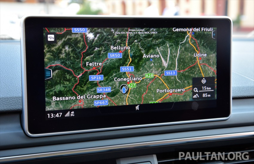 DRIVEN: B9 Audi A4 – handsome suit, inner beauty Image #386368