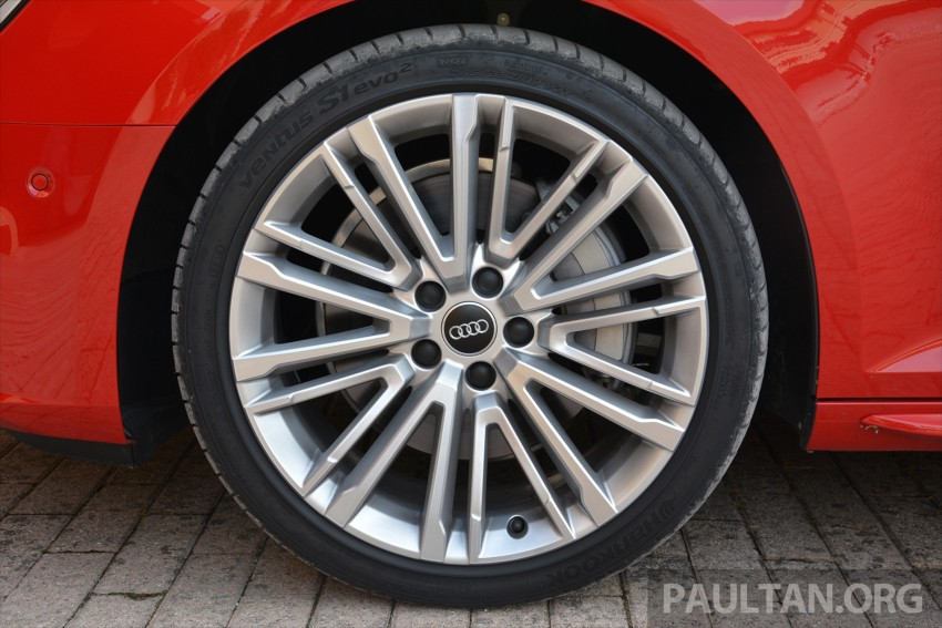DRIVEN: B9 Audi A4 – handsome suit, inner beauty Image #386379