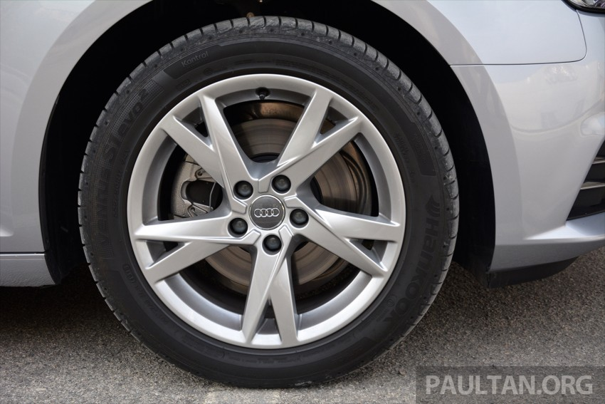 DRIVEN: B9 Audi A4 – handsome suit, inner beauty Image #386384