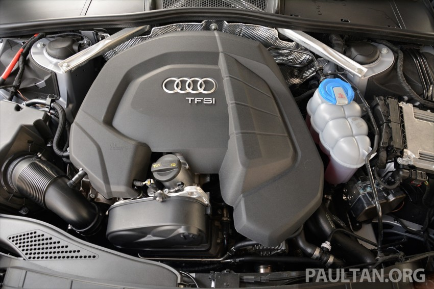 DRIVEN: B9 Audi A4 – handsome suit, inner beauty Image #386385