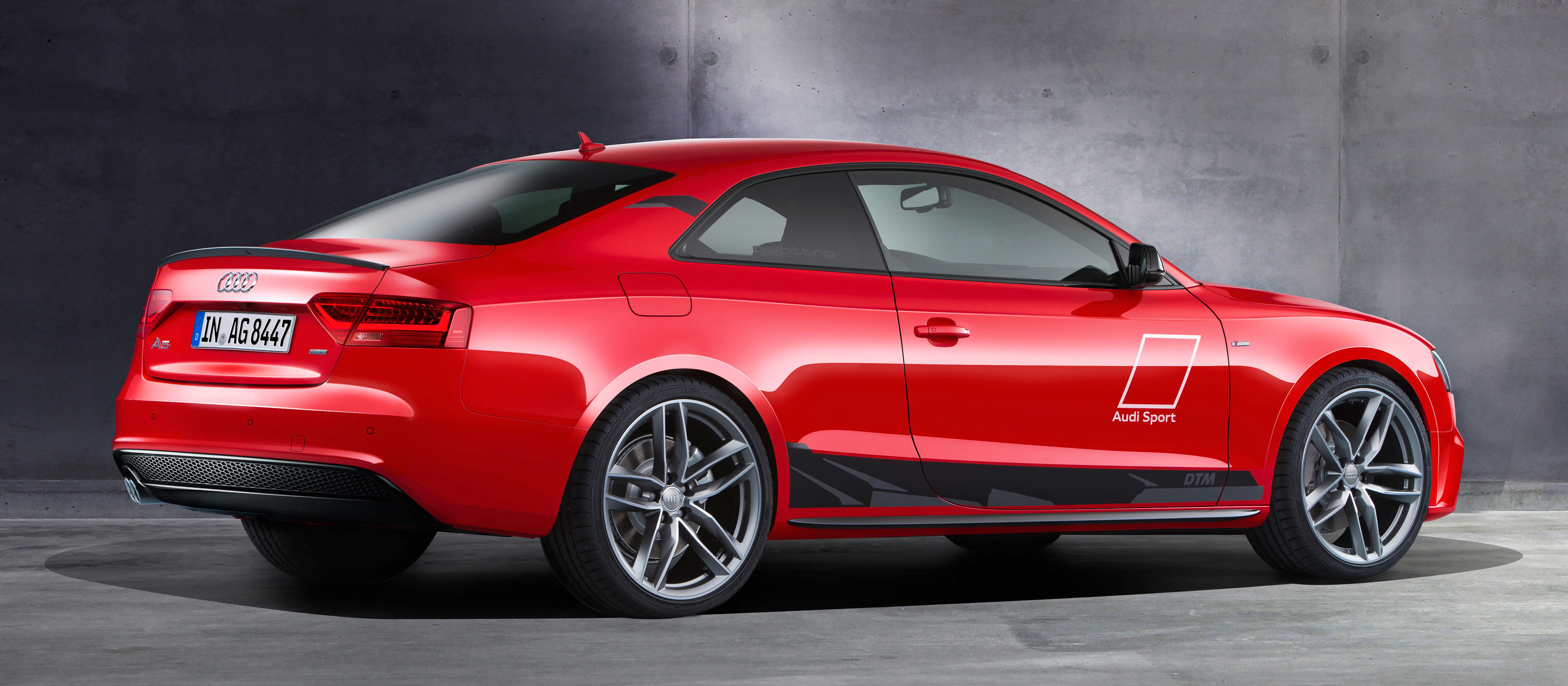 Audi A5 Dtm Selection Special Edition 50 Sporty Units