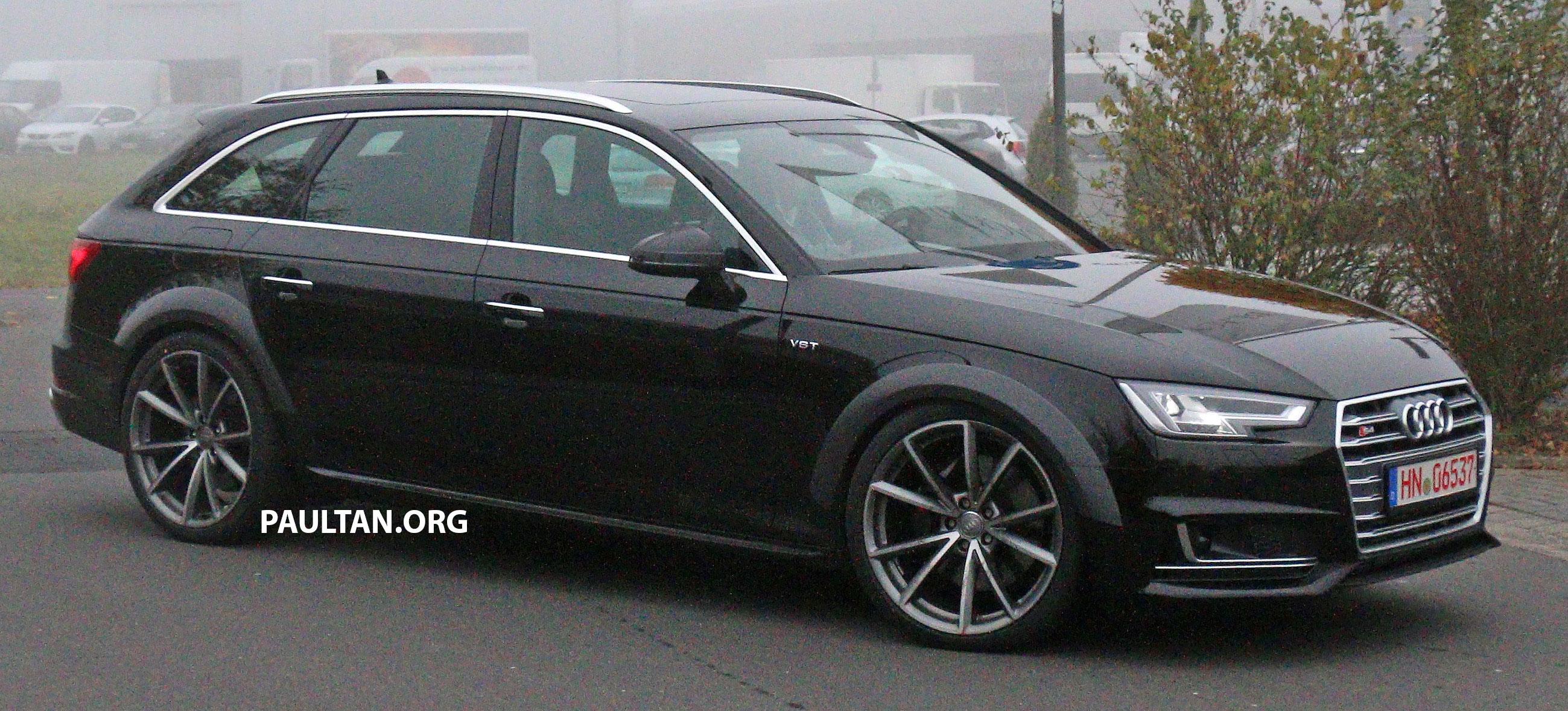 Spied Next Gen Audi Rs4 Avant Dons S4 Suit For Tests