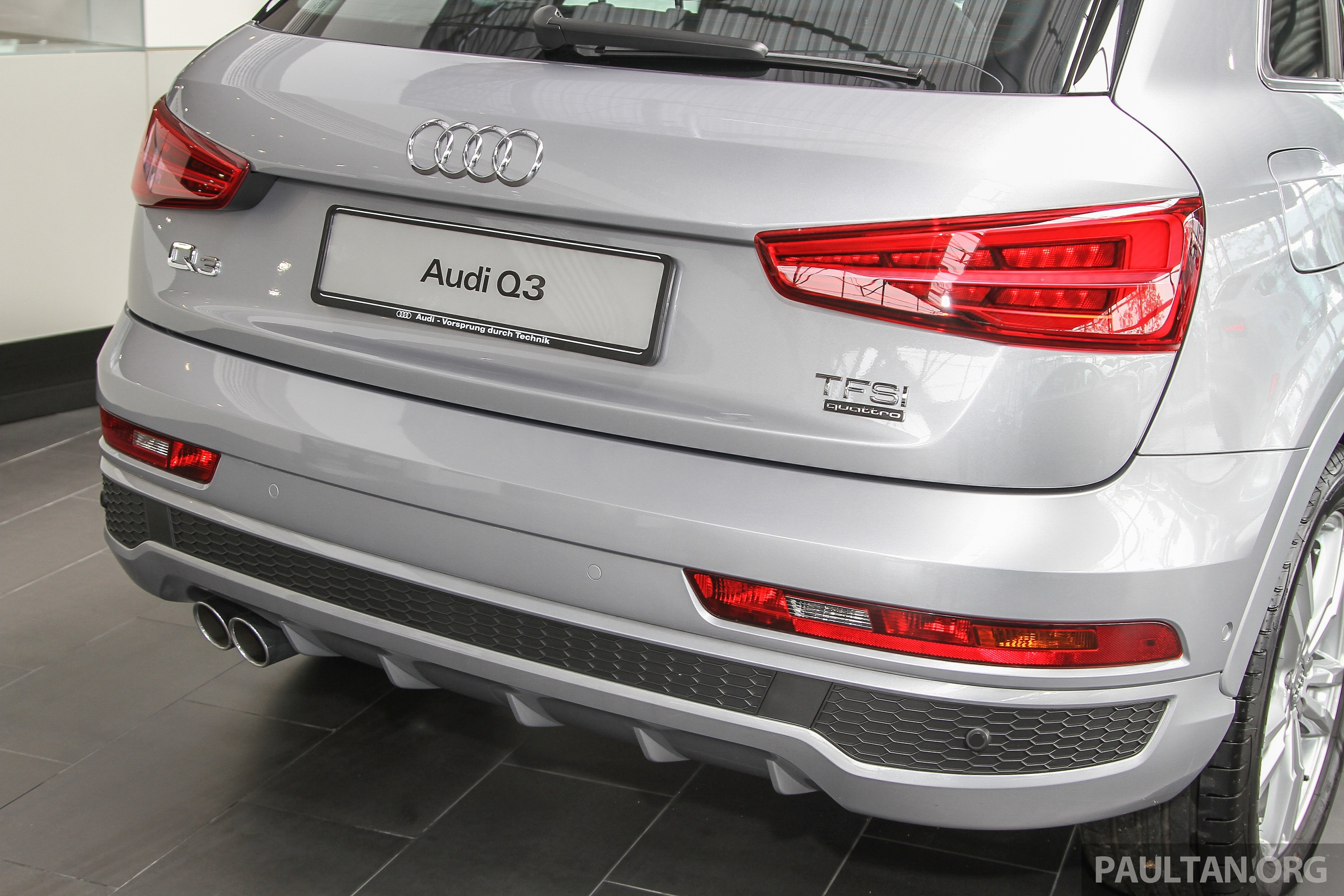 Gallery Audi Q3 Facelift In Malaysian Showroom Paul Tan