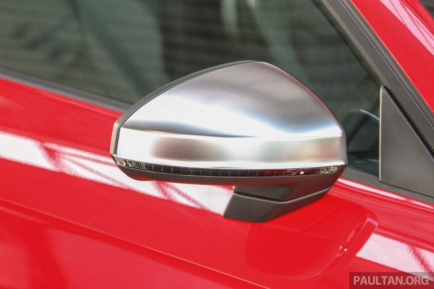 GALLERY: Audi TTS quattro in Malaysian showroom Image #400115