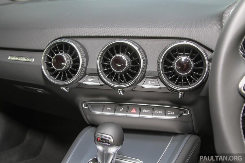 GALLERY: Audi TTS quattro in Malaysian showroom Image #400134
