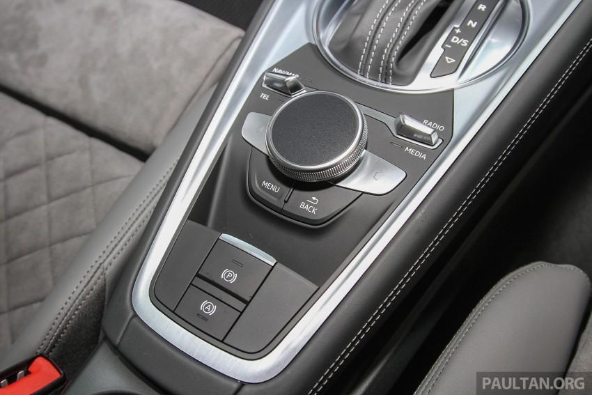 GALLERY: Audi TTS quattro in Malaysian showroom Image #400138