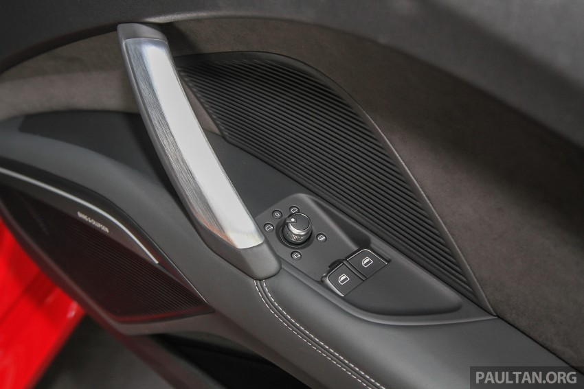 GALLERY: Audi TTS quattro in Malaysian showroom Image #400141
