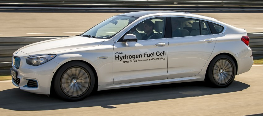 BMW hydrogen fuel cell car to be launched after 2020 Image #400316
