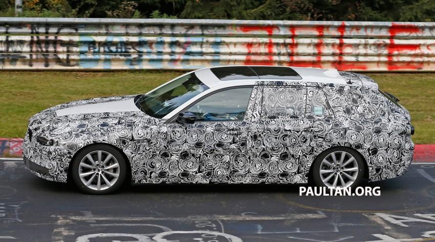 SPYSHOTS: Next-gen G30 BMW 5 Series, with interior Image #394452