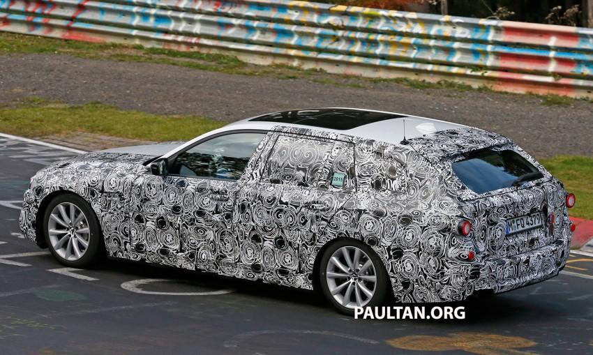 SPYSHOTS: Next-gen G30 BMW 5 Series, with interior Image #394454