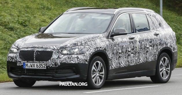 BMW Grand X1
