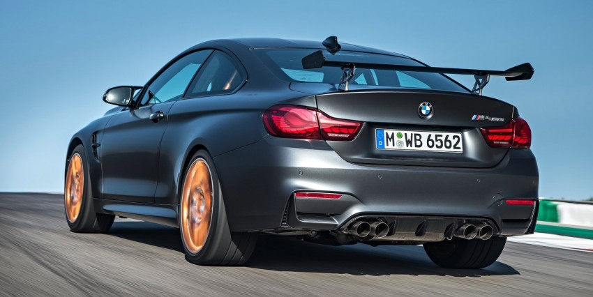 BMW M4 GTS revealed – 500 hp, 600 Nm, 700 units Image #388751