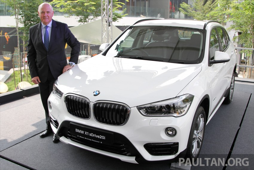 F48 BMW X1 sDrive20i launched in M'sia – RM280k Image #390137