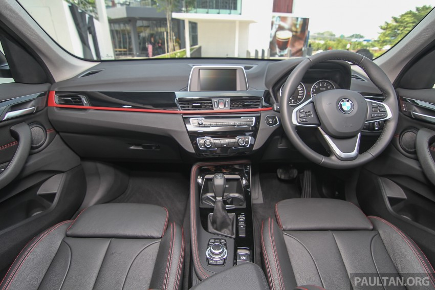 F48 BMW X1 sDrive20i launched in M'sia – RM280k Image #390277