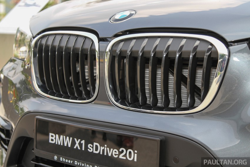 F48 BMW X1 sDrive20i launched in M'sia – RM280k Image #390296