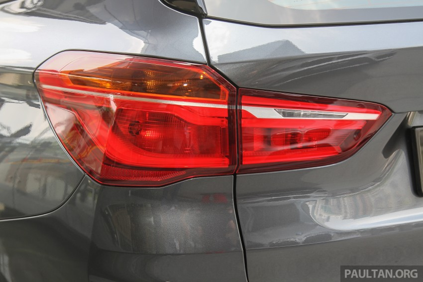 F48 BMW X1 sDrive20i launched in M'sia – RM280k Image #390299