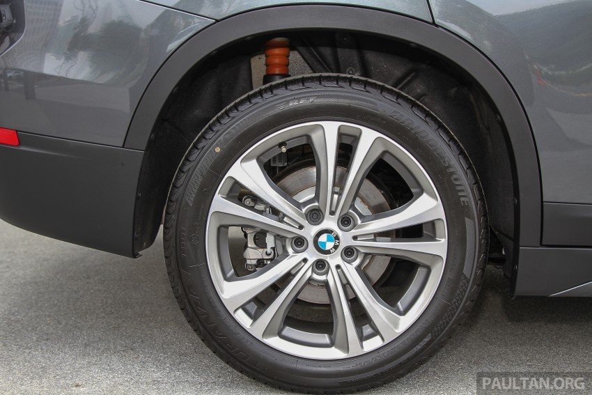F48 BMW X1 sDrive20i launched in M'sia – RM280k Image #390307