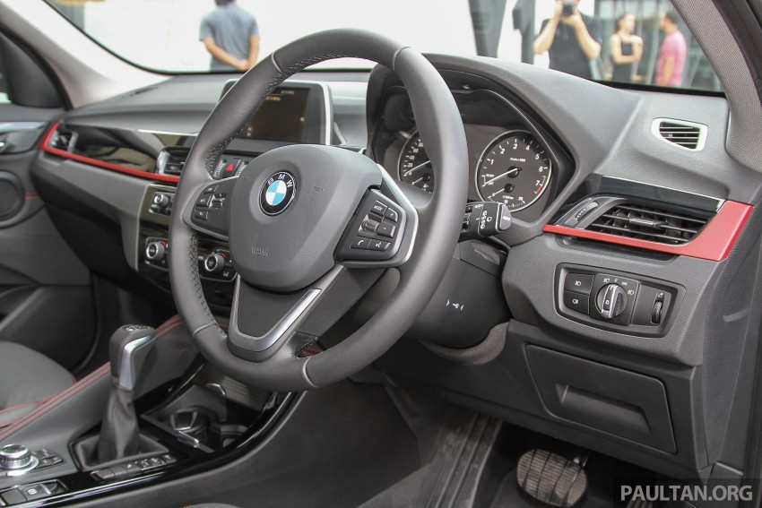 F48 BMW X1 sDrive20i launched in M'sia – RM280k Image #390310