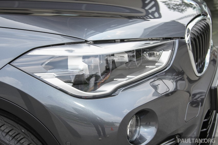 F48 BMW X1 sDrive20i launched in M'sia – RM280k Image #390325